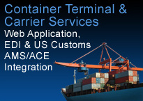 Container Terminal & Carrier Services